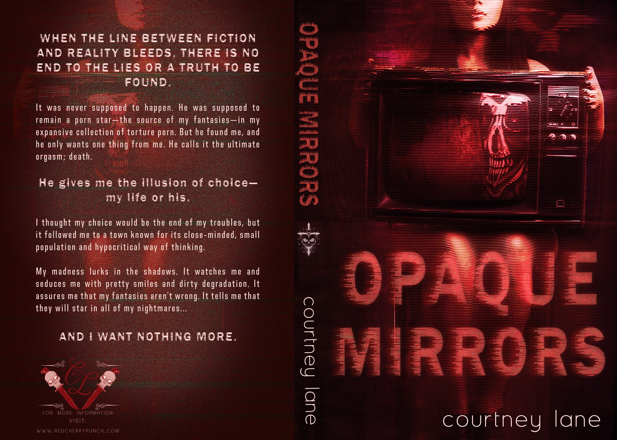 opaque mirrors full cover